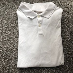 Michael Kors White mens polo worn once